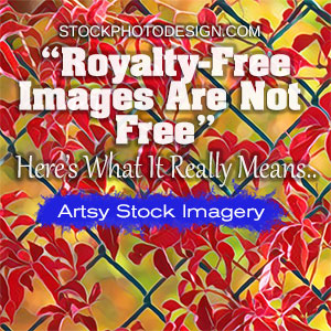 Royalty-Free Images are Not Free