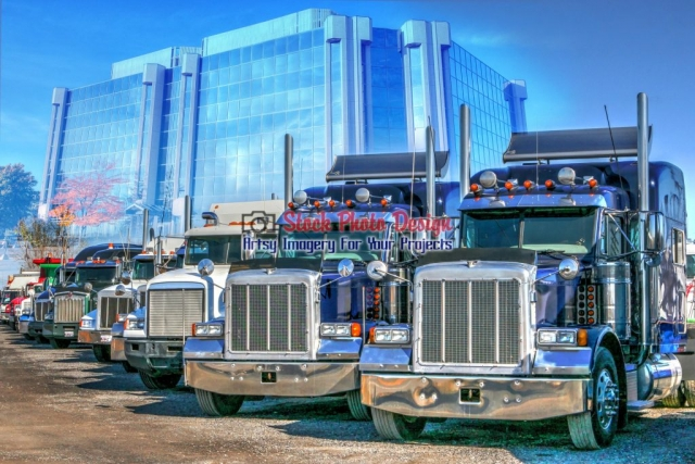 Trucks-Fleet-Photo-Montage Image