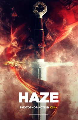 Haze Photo Effects Using Photoshop