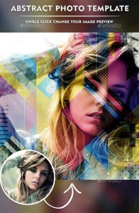 Abstract Photo Effects Using Photoshop