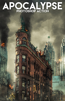 Apocalypse Photo Effects Using Photoshop