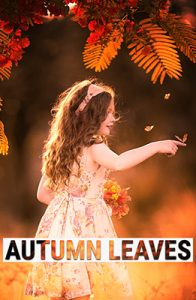 Autumn Leaves Photo Effects Using Photoshop