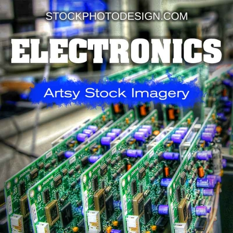 Electronics-RF-Stock-Imagery