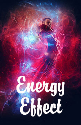 Energy Photo Effects Using Photoshop
