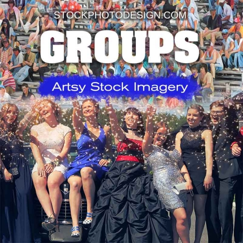 Groups-RF-Imagery