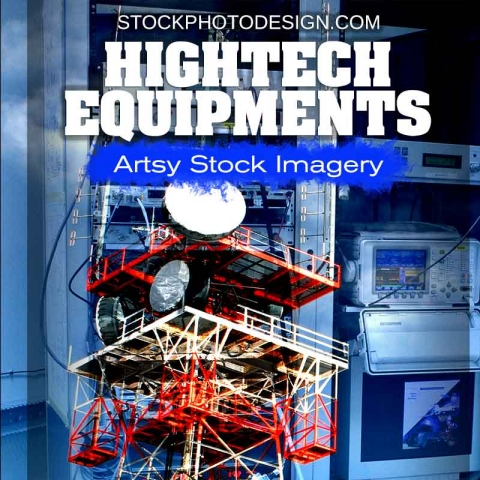 HighTech-Equipments-Stock-Imagery