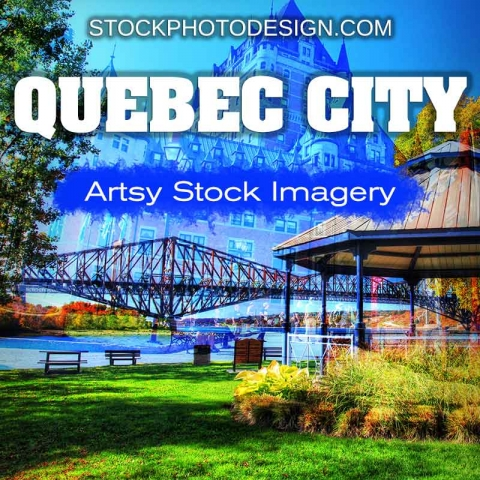 Quebec City Imagery