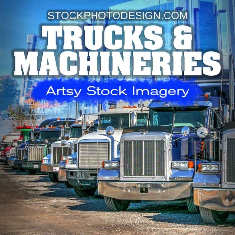 Trucks-&-Industrial-Machinery-Artsy-Stock-Images
